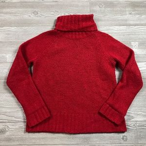 The Limited Knit Cowl Neck Sweater Women's L C54